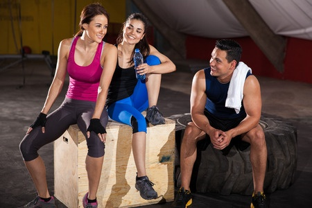 6 Reasons why Working Out is the new Going Out