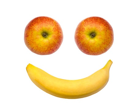 Apple and banana smiley face.jpg