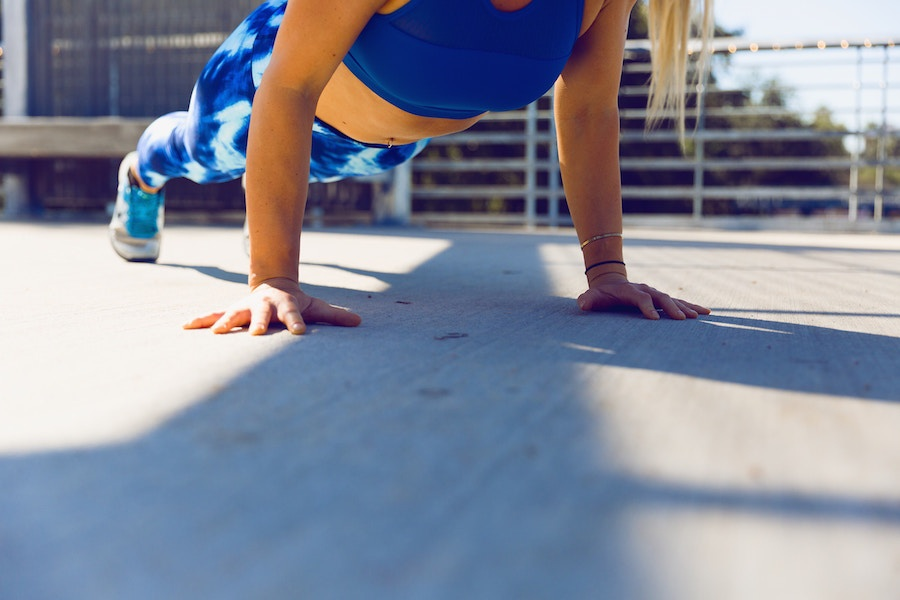 10 full-body workouts you can do anywhere - #WorthSweatingFor