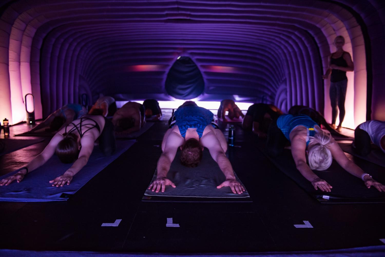 Hotpod Yoga Bristol