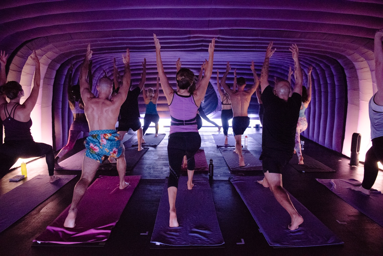Hotpod yog Bristol Launch