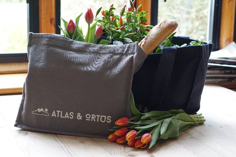 8 Top tips on how to go plastic-free: tote shopping bags