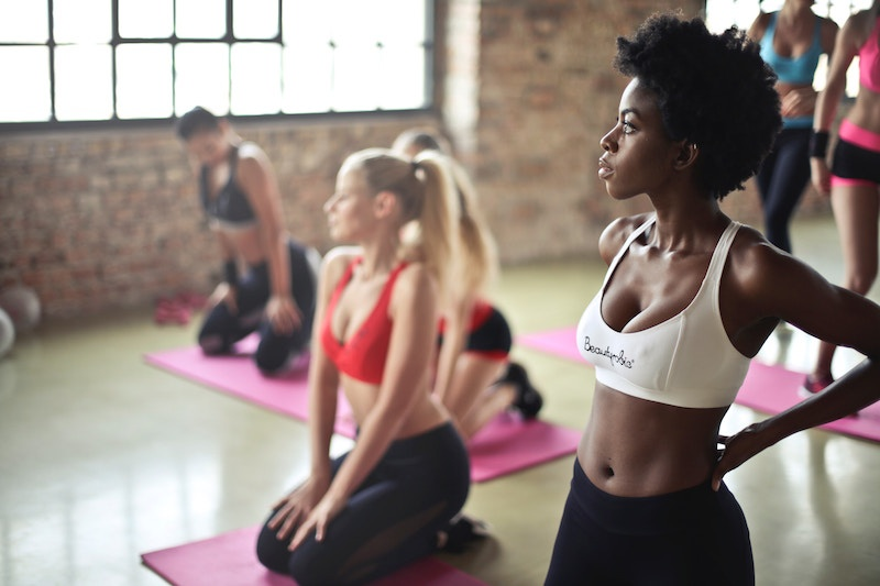 A Mover's guide to facing the fear of new fitness