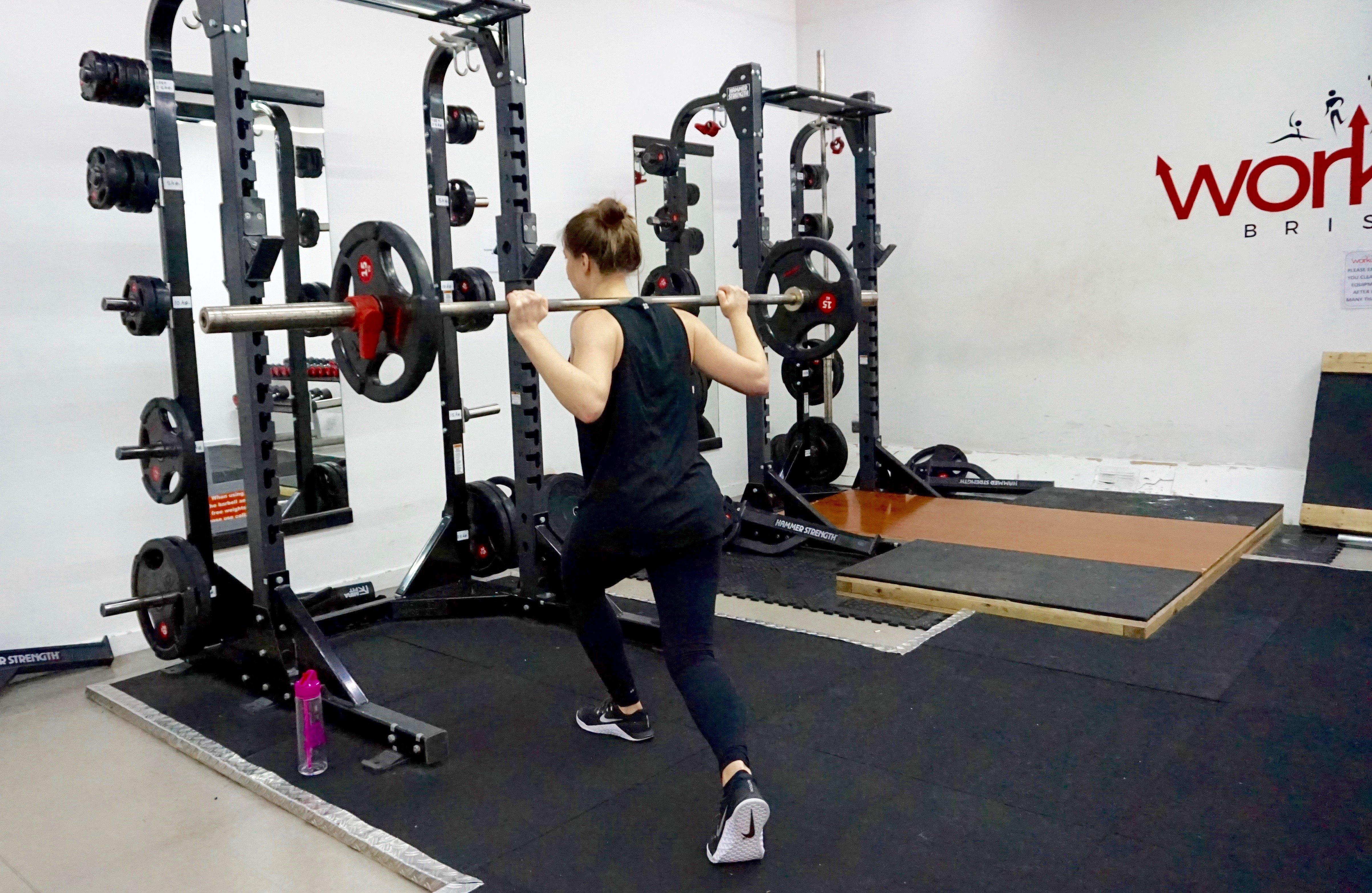 Gym at Workout Bristol