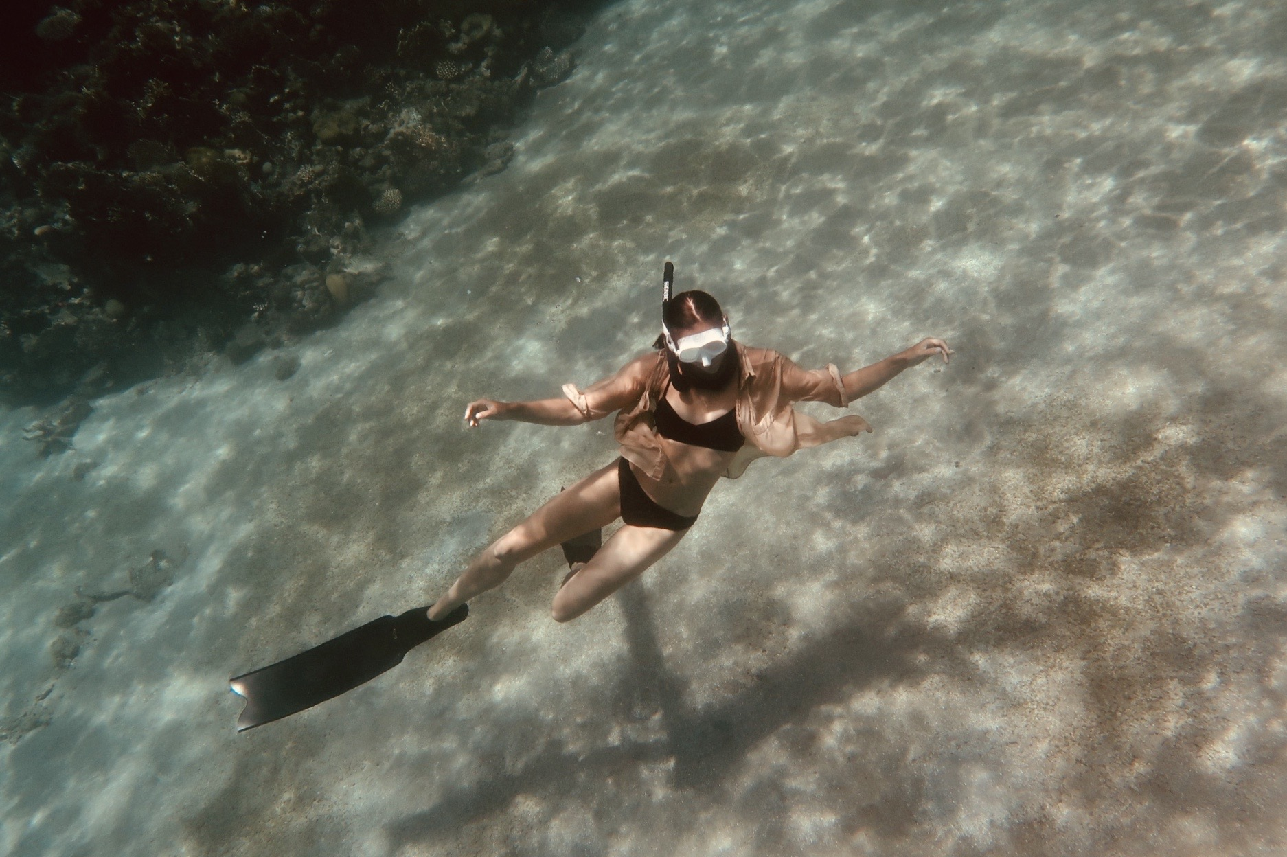 The Fitness Routine of a Freediver