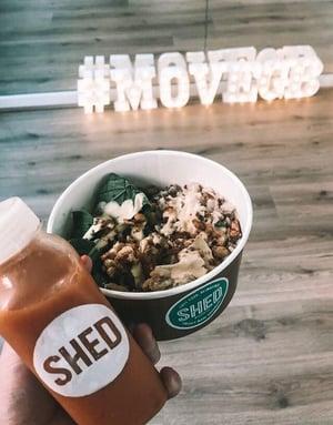SHED - MoveGB