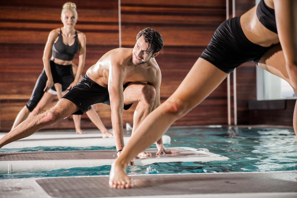 What are the different types of FloatFit Programmes?