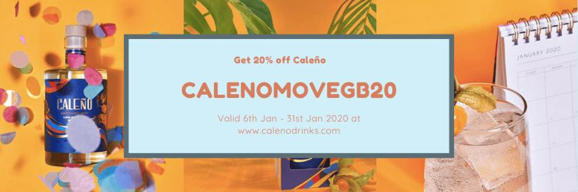 Get 20% off Caleño (3)
