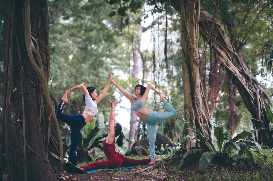 Surprising benefits of yoga