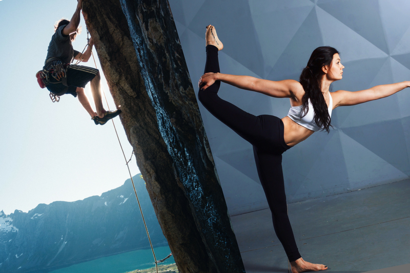 Yoga and Climbing: The perfect match
