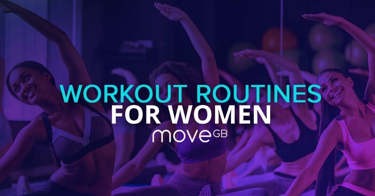 Workout Routines for Women: Finding the Right Fit for YOU