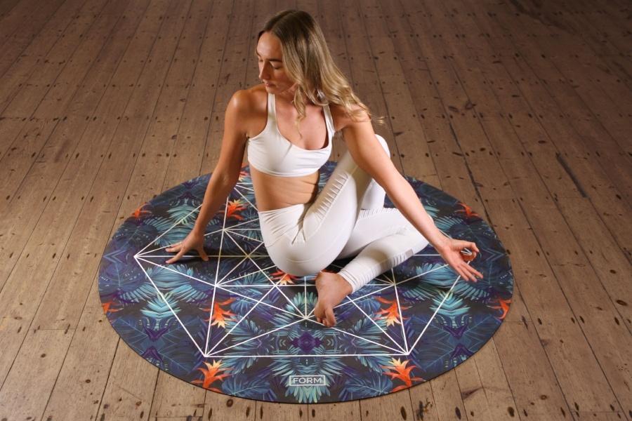 Yoga can help keep viruses and sickness at bay