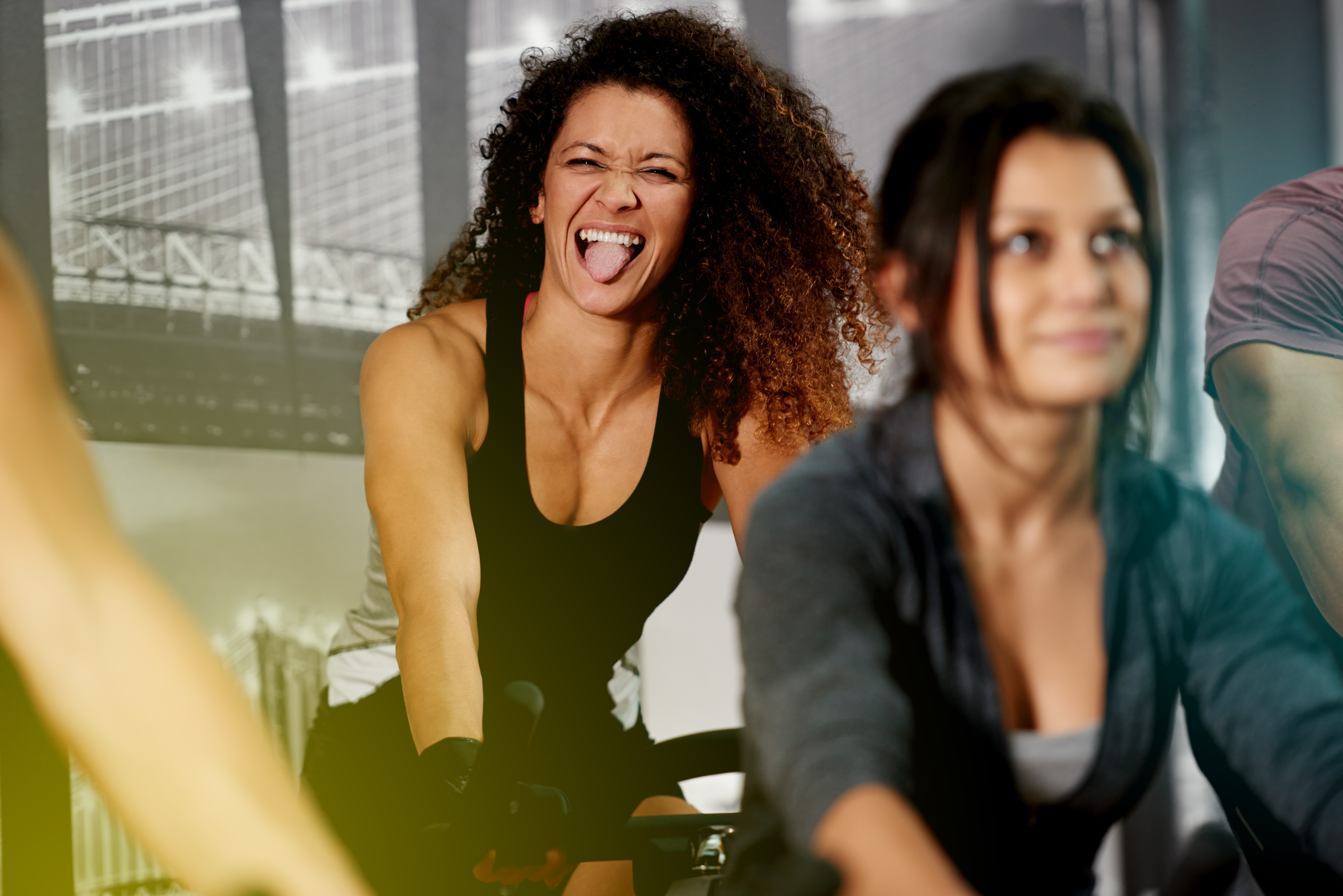 mnulti-gym membership - no contract