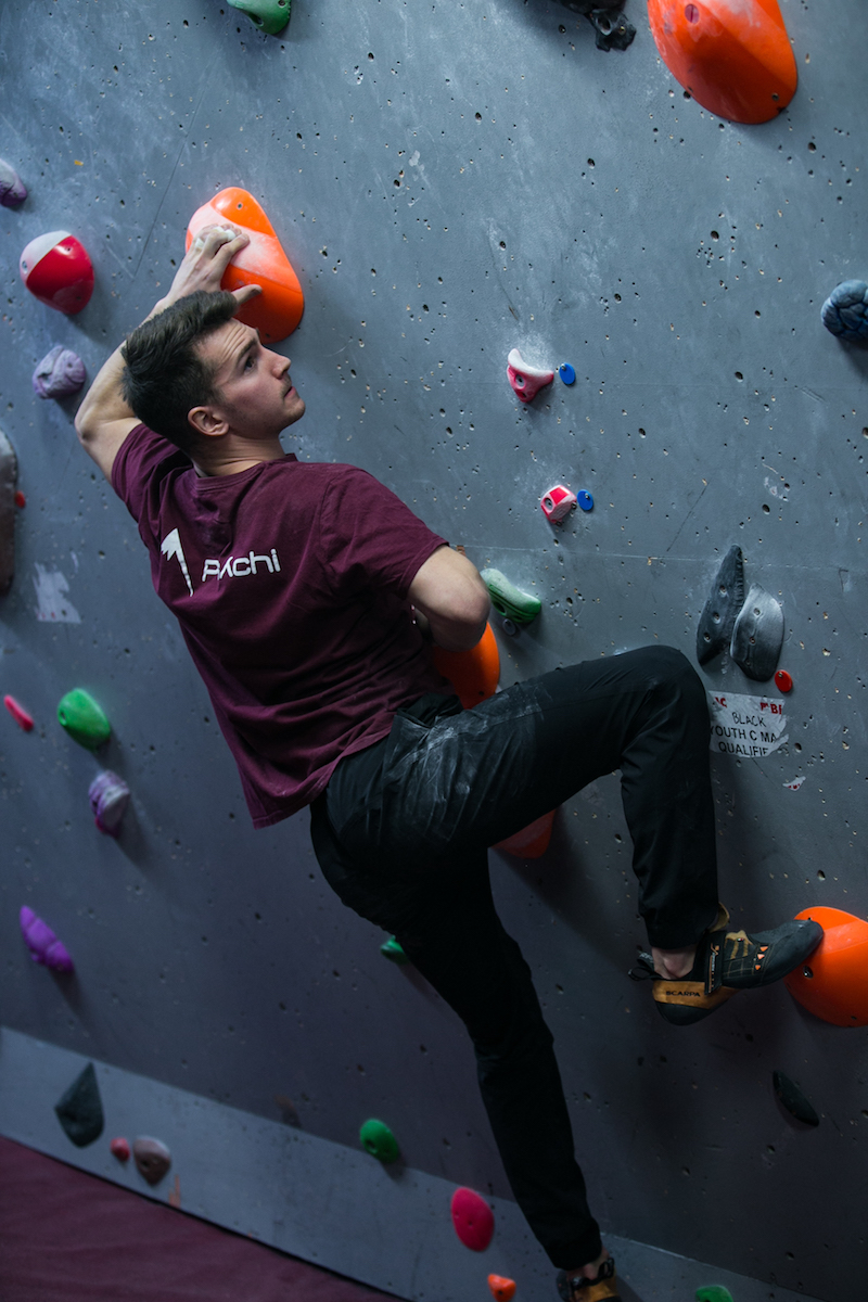 A beginner's guide to indoor climbing and bouldering - Rock Over Climbing, Manchester