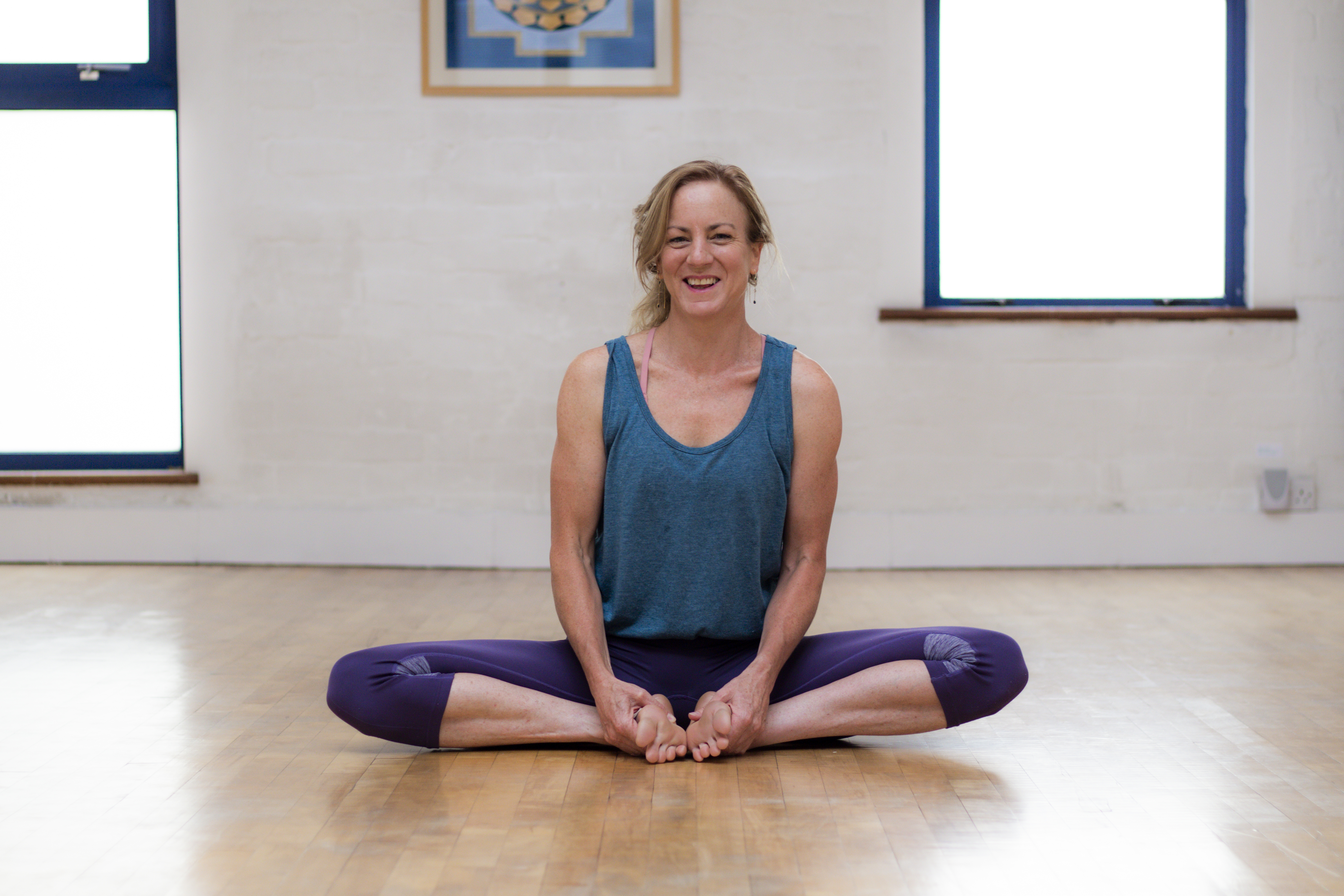 Laura Gilmore: More frazzled than festive: yoga advice for mindfulness