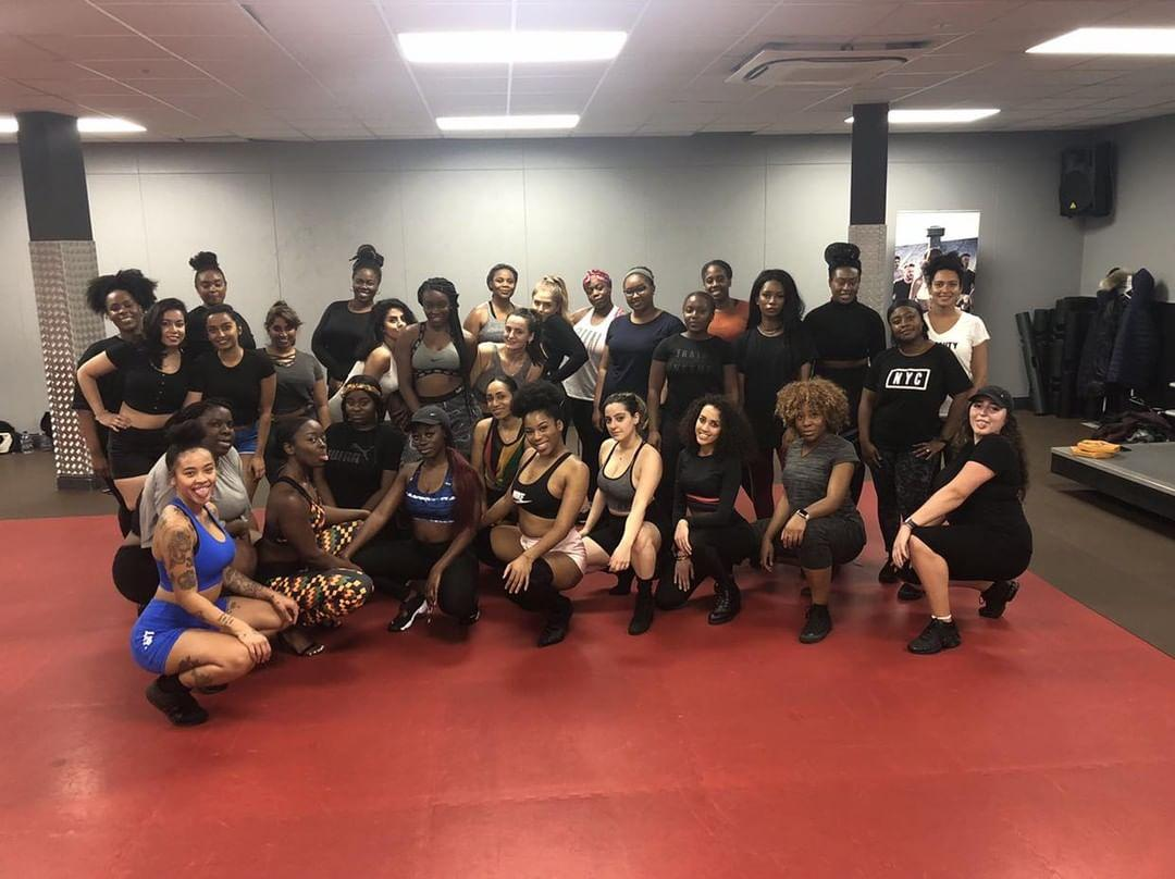 Bam Bam Boogie Fitness - London MoveGB