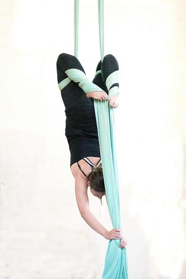 Lisa Truscott Bristol Aerial Silks