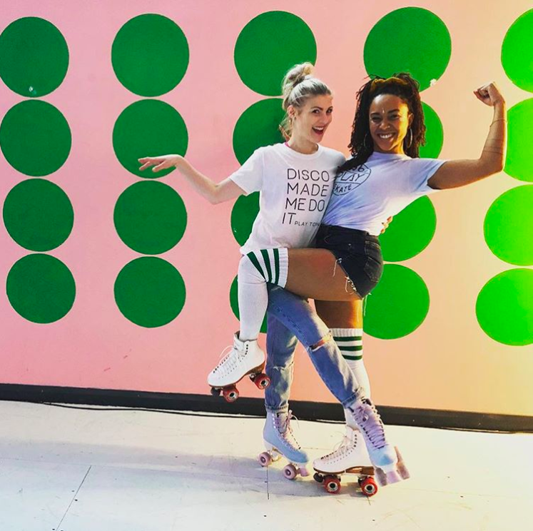 How will roller skating affect my fitness levels?