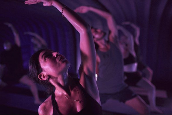 What to expect from Hotpod Yoga classes