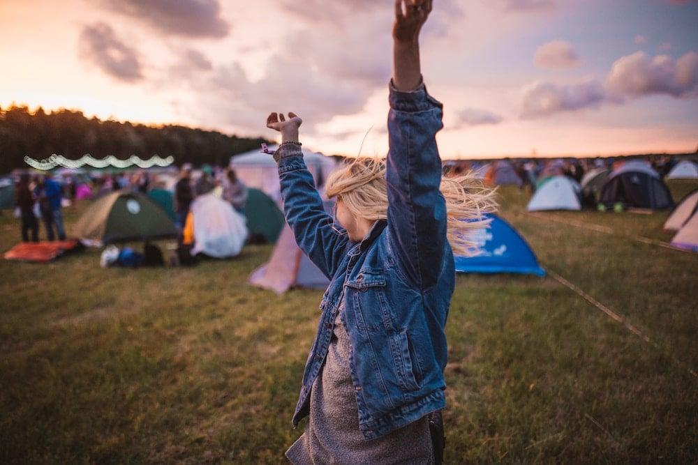 Your training plan for Glastonbury Festival