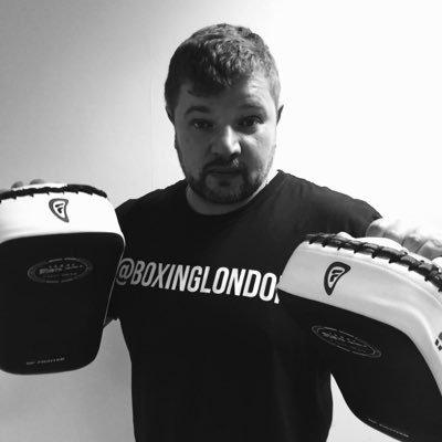 Paul Carroll - Boxing Trainer London